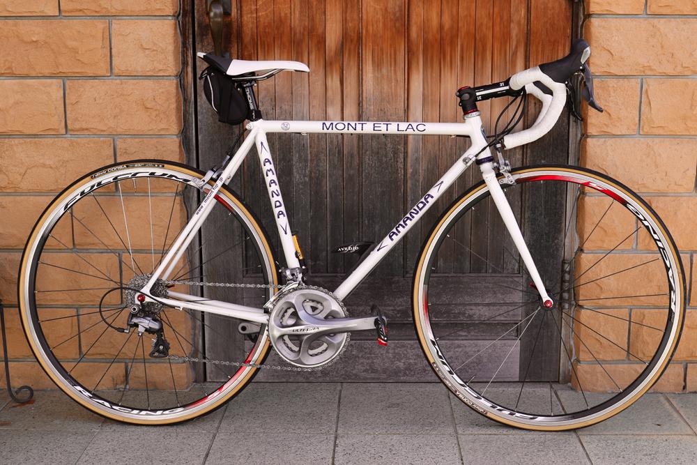 モンテラック ロードバイク amanda